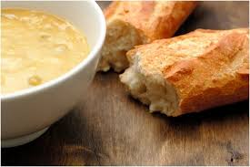soup and bread sale